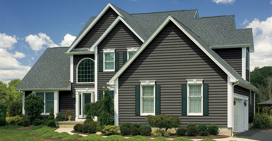 Insulated Vinyl Siding by Alside