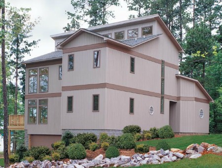 Board and Batten Vinyl Siding by Norandex