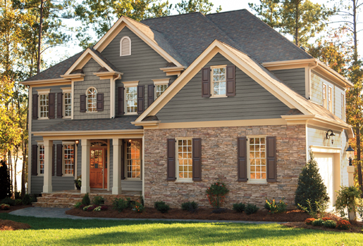 Insulated vinyl siding Vinyl siding that looks like stone
