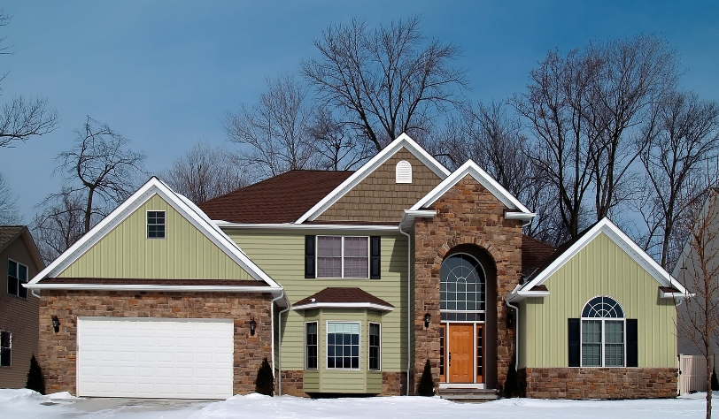 Board And Batten Siding Classic Look In Long Lasting Low
