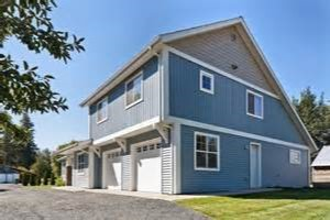 Alside Mystic Blue Vinyl Siding