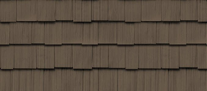 Vinyl Cedar Shake Siding Cozy Comfortable And Ruggedly