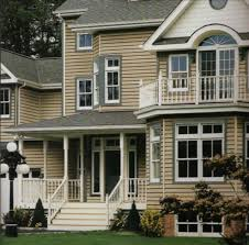Lap Siding or Clapboard Siding www.all-about-siding.com