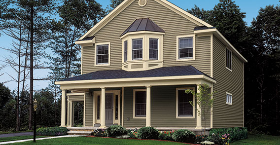 Alside vinyl siding for Popular vinyl siding colors