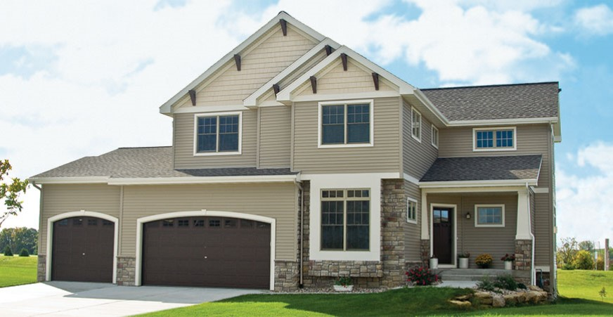 Builder Grade Vinyl Siding Good Quality At Affordable Prices