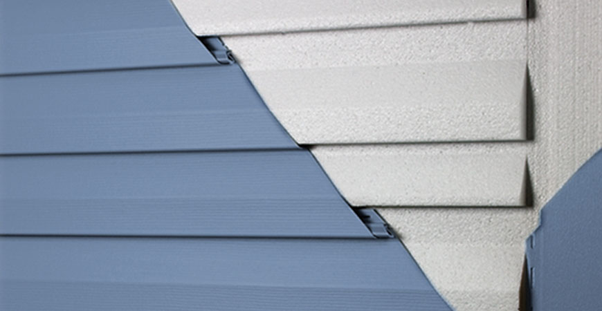 Insulated Siding