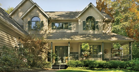 Alside Prodigy Premium Insulated Vinyl Siding