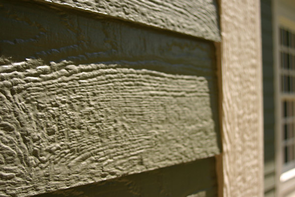 Engineered wood siding offers exceptional stength and for Engineered siding