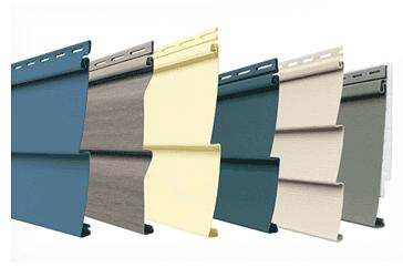 Styles of Clapboard Vinyl Siding